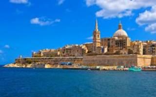 Мелиха — что посмотреть по городам Мальты