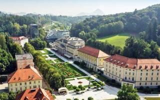 Рогашка Слатина — что посмотреть по городам Словении