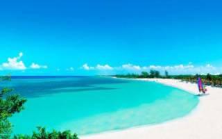 Пляж Варадеро, Куба — обзор