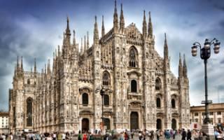 Милан — что посмотреть по городам Италии
