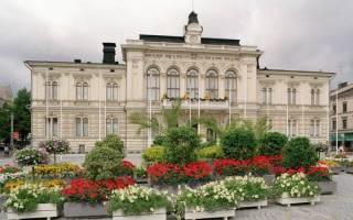 Тампере — что посмотреть по городам Финляндии