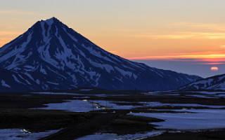 Вулканы Камчатки, Россия — обзор