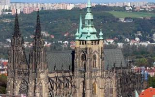 Собор Святого Вита, Чехия — обзор