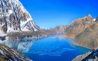 Озеро Тиличо, Непал — обзор