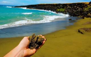 Пляж Папаколея, США — обзор