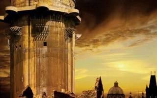 Башня Сюрхузен, Германия — обзор
