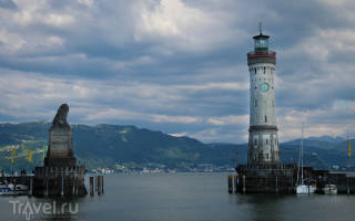 Маяк Neue Leuchtturm, Германия — обзор