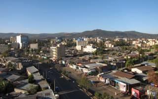 Аддис-Абеба — что посмотреть по городам Эфиопии