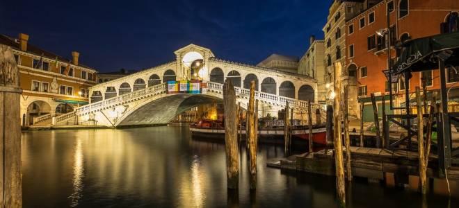 Мост Риальто, Италия — обзор