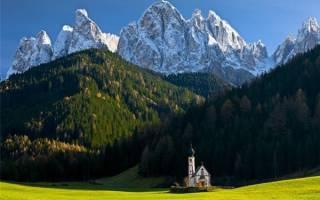 Тироль — что посмотреть по городам Австрии
