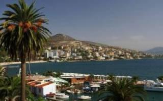 Саранда — что посмотреть по городам Албании