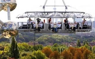 Ресторан Fortezza Medicea, Италия — обзор