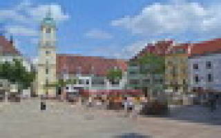 Пьештяны — что посмотреть по городам Словакии