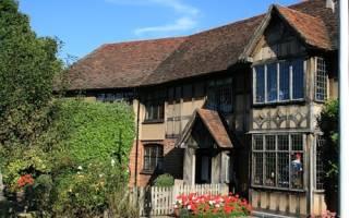 Дом-музей Уильяма Шекспира, Великобритания — обзор