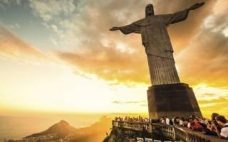 Статуя Христа-Искупителя, Бразилия — обзор
