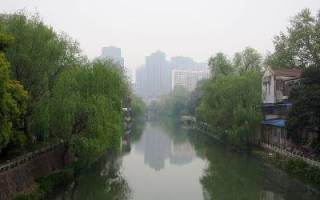 Великий китайский канал, Китай — обзор
