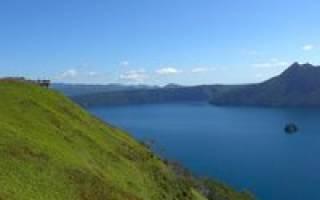 Озеро Масюко, Япония — обзор