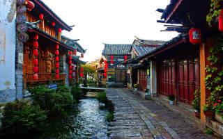 Исторический квартал Лицзян, Китай — обзор