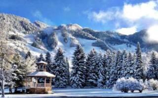 Аспен Маунтин  — обзор и отзывы лыжного курорта США