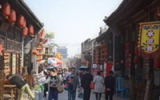 Древний город Пинъяо, Китай — обзор