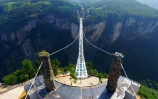 Мост Тропа Веры, Китай — обзор