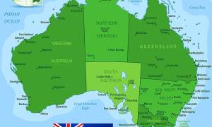 Австралия что посмотреть Квинсленд
