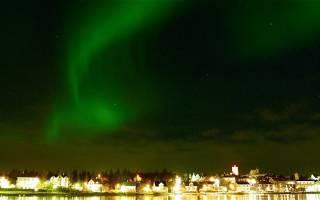 Бар «Северное сияние», Исландия — обзор