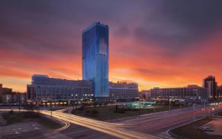 Смотровая площадка Leader Tower, Россия — обзор