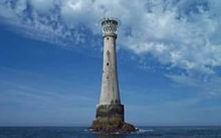 Остров Бишоп-Рок, Великобритания — обзор