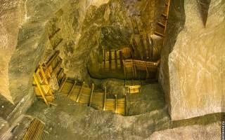 Соляная шахта в Величеке, Польша — обзор