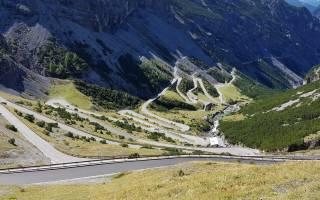 Дорога Стельвио Пасс, Италия — обзор