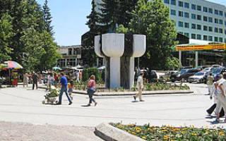 Велинград — что посмотреть по городам Болгарии