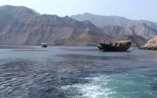 Эль-Хасаб — что посмотреть по городам Омана
