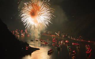 Фестиваль «Огни Рейна», Германия — обзор