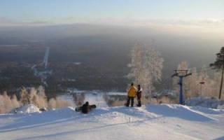Обзор и отзывы лыжного курорта Гора Ежовая
