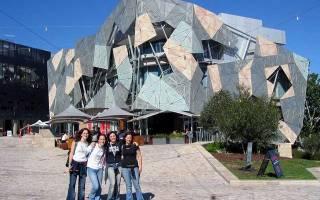 Австралия что посмотреть Мельбурн