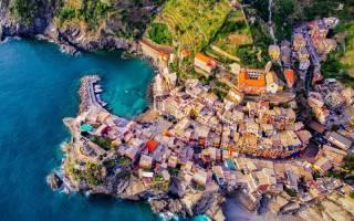 Вернацца, Италия — обзор