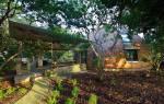 Экологичный дом-парк The Muse, Великобритания — обзор