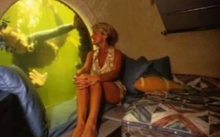 Подводный ресторан «Море.Огонь.Соль.Небо.», Мальдивы — обзор