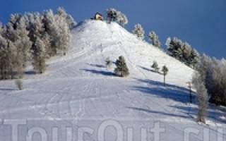 Обзор и отзывы лыжного курорта Ашатли