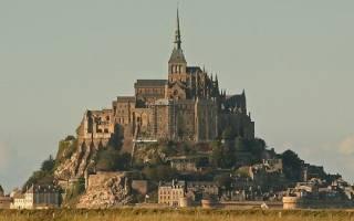 Мон-Сен-Мишель, Франция — обзор