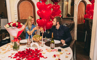Романтические подарки в Нижнем Новгороде