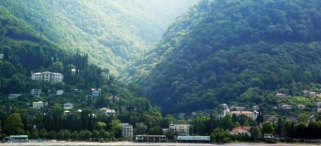 Абхазия что посмотреть в Гечрипш