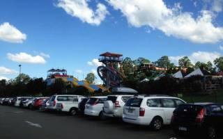 Аквапарк Wet n Wild, Австралия — обзор