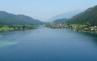 Каринтия — что посмотреть по городам Австрии