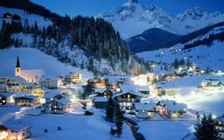Бад-Гаштайн — что посмотреть по городам Австрии