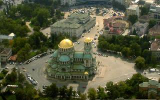 Храм-памятник Александра Невского, Болгария — обзор