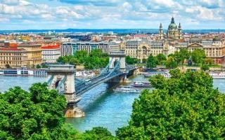 Аломпарт — что посмотреть по городам Венгрии