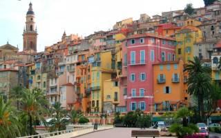 Лазурный берег — что посмотреть по городам Франции