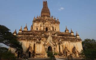 Археологический район Паган, Мьянма — обзор